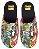 Marvel Avengers Comic Men's Slippers (44)