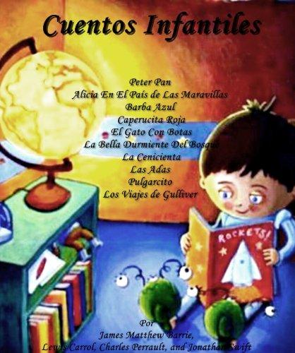 Cuentos Infantiles Ilustrados (Peter Pan, Alicia en el Pais de las Maravillas,...