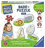 Badepuzzle Zoo: Ab 18 Monaten (ministeps Spiele)