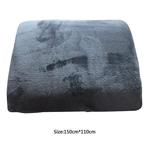 Elektrische Heizdecke extra groß weich und kuschelig Wärmedecke, kuschelige Heizdecke , elektronische Temperaturregelung Elektrische Kuschel-Wellness Heizdecke premium, maschinenwaschbar