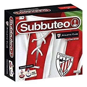 ELEVEN FORCE Subbuteo Playset Athletic Club Ed. Colecc. (63843), Multicolor
