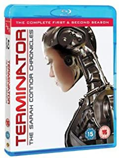 Terminator - The Sarah Connor Chronicles - Season 1-2 [Blu-ray] [2009] (B00288A1QK) | Amazon price tracker / tracking, Amazon price history charts, Amazon price watches, Amazon price drop alerts