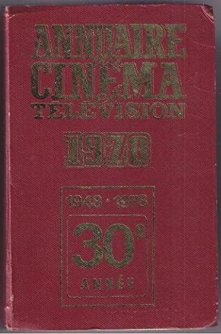 Annuaire du Cinéma et Télévision.