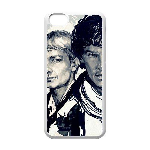 LP-LG Phone Case Of Sherlock For Iphone 5C [Pattern-6] Pattern-6