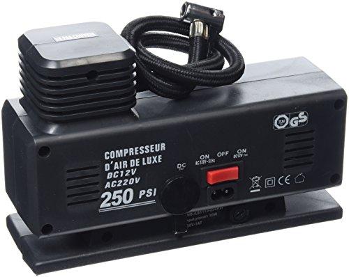 Cartec Provence Outillage - Minicompresor 12-220 V