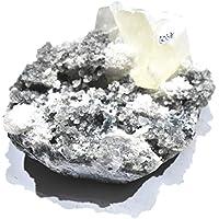 Healing Crystal Natural Rare White Prehnite With Apophyllite Cluster 606 gm Crystal Therapy, Meditation, Reiki... preisvergleich bei billige-tabletten.eu