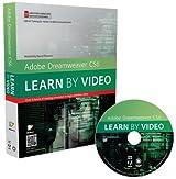 Adobe Dreamweaver CS6: Learn by Video: Core Training in Web Communication