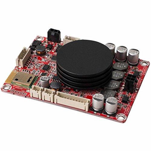 Dayton Audio KAB-250 2x50W Class D Audio Amplifier usato  Spedito ovunque in Italia