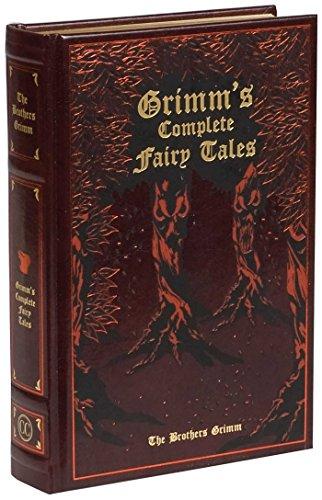 Grimm's Complete Fairy Tales (Leather-bound Classics) por Jacob Grimm