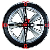 Catene da neve Maggi Trak Sport 209. Applicabile sulle seguenti misure di pneumatici: 195/75-13 • 205/70-13 - 165/80-14 • 175/75-14 • 185/70-14 • 205/65-14 • 650-14 • 670-14 - 185/65-15 • 195/60-15 • 215/55-15 • 345/35-15 - 195/55-16 • 215/45...