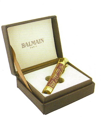 Price comparison product image Balmain Lighter - Madras Maroon