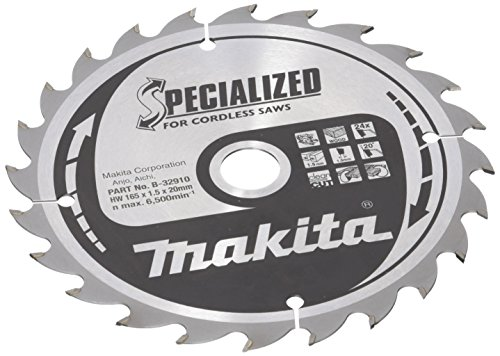 Makita B-32910 SPECIALIZED Saegeb.165x20x24Z