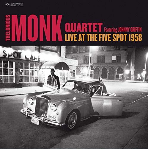 Live at the Five Spot 1958 [Vinyl LP] - Wa Spot