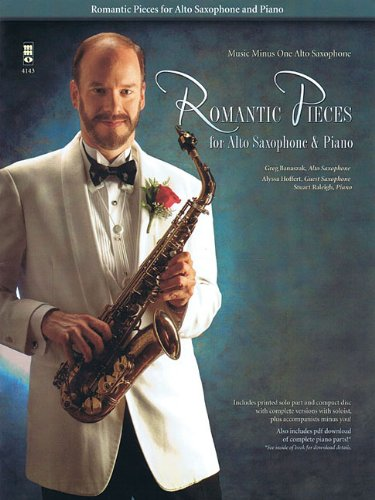 Romantic Pieces for Alto Saxophone & Piano