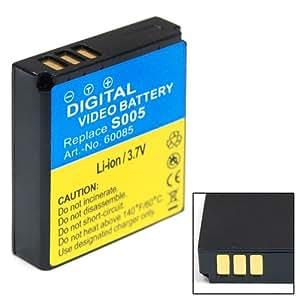 Batterie pour Panasonic Lumix DMC-FX9, DMC-FX8, DMC-FX3, DMC-FX07, DMC-FX01 (CGA-S