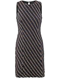 Promod Kleid mit Glanzfäden