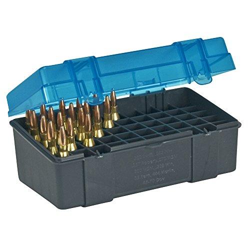 50 Count Medium Rifle Ammo Case (Handgun Ammo Box)