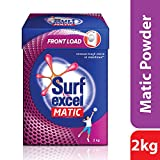 #4: Surf Excel Matic Front Load Detergent Powder - 2 kg