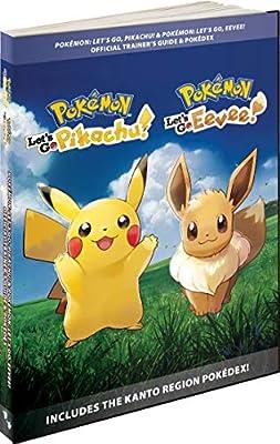 Pokémon Let's Go, Pikachu! & Pokémon Let's Go, Eevee!: Official Trainer's Guide & Pokédex - Official European English Version de MUM4J|#Multiplayer Edizioni