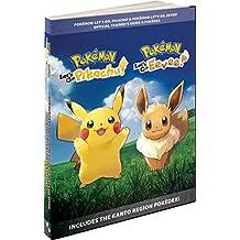 Pokémon: Let's Go, Pikachu/Eevee!: Official Trainer's Guide & Pokédex - Official European English Version