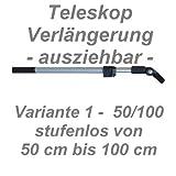 Ha-Ra Teleskopverlängerung Variante 1 - 50/100 Fensterreinigung