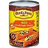 Old El Paso Enchilada Sauce, Medium Red, 10 oz, 12 Pack