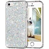 Coque iPhone SE,Coque iPhone 5S,Coque iPhone 5,OKZone Mince Étui en silicone souple...