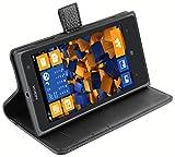 mumbi Tasche im Bookstyle für Nokia Lumia 1020 Tasche