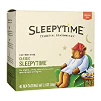Celestial Seasonings Sleepytime Tea Bags - 40 ct
