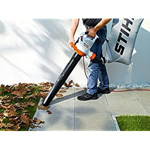 Stihl SHE71 Electric Leaf Blower Vacuum Shredder