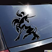 SUPERSTICKI 3X Pferd Horse Ca 20mm//2cm Kennzeichen Auto Aufkleber Nummernschild Tuning Spruch Fun Lustig aus Hochleistungsfolie Aufkleber Autoaufkleber Tuningaufkleber Hochleistungsfolie f/ür