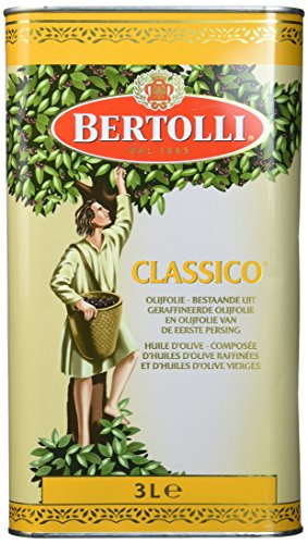 Bertolli Olivenöl Cucina, 1er Pack (1 x 3000 ml) - Cucina Olivenöl