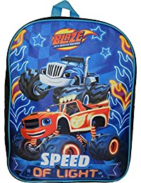 "Nickelodeon Blaze And The Monster Machine 15"" School Bag Backpack"