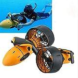 Scuba Sea Scooter, Dive Series Unterwassermaschinen, Wassersporttauchboot, 300 W mit 6 km/h...