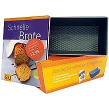 Schnelle Brote plus Backform: Küchenratgeber Schnelle Brote plus Original Kaiser Backform (GU BuchPlus)