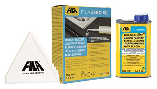Fila ZERO SIL–Der Smacchiatore di silicone 250ML (7,90€/ML)