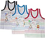 NammaBaby Cotton Sleeveless Vest - MULTI...