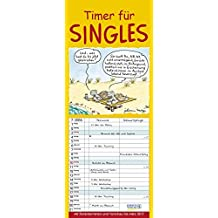 Timer für Singles 2016: Familientimer mit Ferienterminen und Vorschau bis März 2017