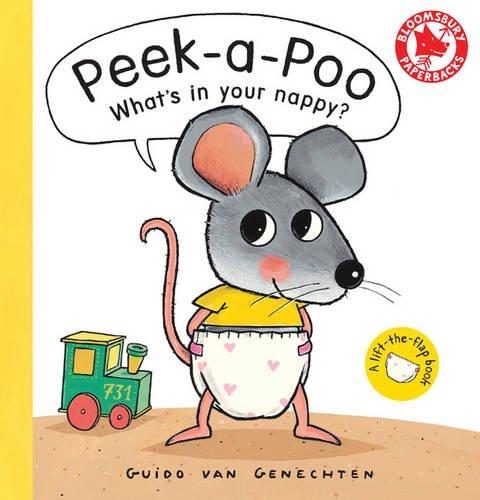 Peek-a-Poo por Guido van Genechten