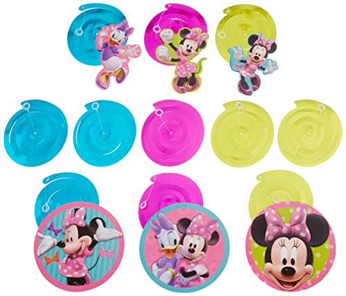 Napkins Minnie Swirl Decorations, mickey mouse club house,12 pieces