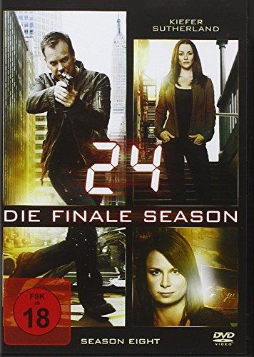 24 - Season 8: Die finale Season (6 Discs, Uncut Version) -