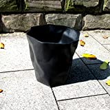 WSXX Creative Home Trash Can, casalinga Fold Trash Can Irregolare, Hotel Trash Can