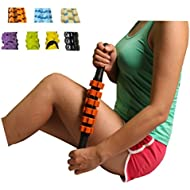 SKYIN Muscle Roller Stick, Best Massage stick for Athletes, Runners, Bikers, and CrossFiter,Good for Home and Travel