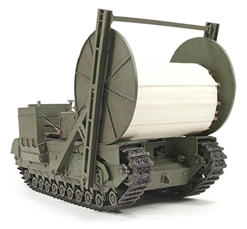AFV Club AF35274  Model Kit Churchill Carpet Layer Type D Mark II