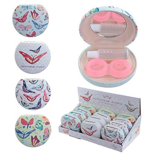 Preisvergleich Produktbild Dekorative Kontaktlinsen Fall–Schmetterling