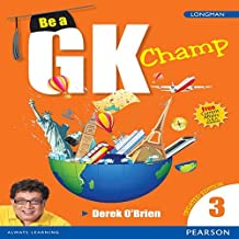 Be a GK Champ by Pearson for Class 3