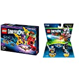 LEGO Dimensions - Story Pack Lego Batman Movie & LEGO Dimensions - Fun Pack Lego Batman Movie