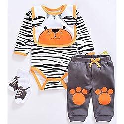 LLX Moda Ropa De Bebé Recién Nacido Reborn Baby Girl Doll Ropa para 20-22 Pulgadas 50-55 Cm Doll Gifts,E