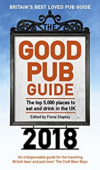 The Good Pub Guide 2018 by [Stapley, Fiona]