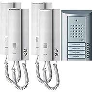 Ritto by Schneider Wired intercom systemSilver